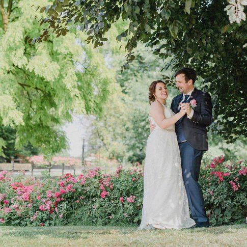 Paarfotos Hochzeit Rheine