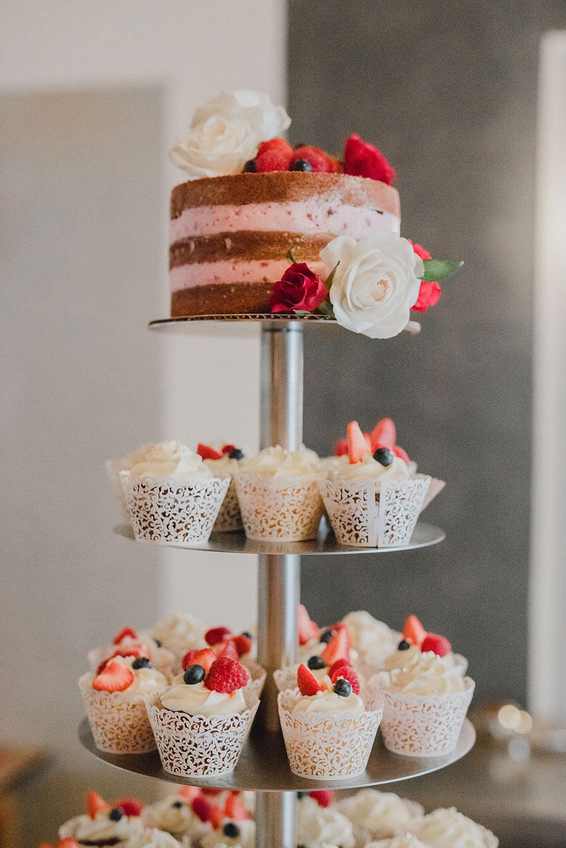 Cupcake anstatt Torte