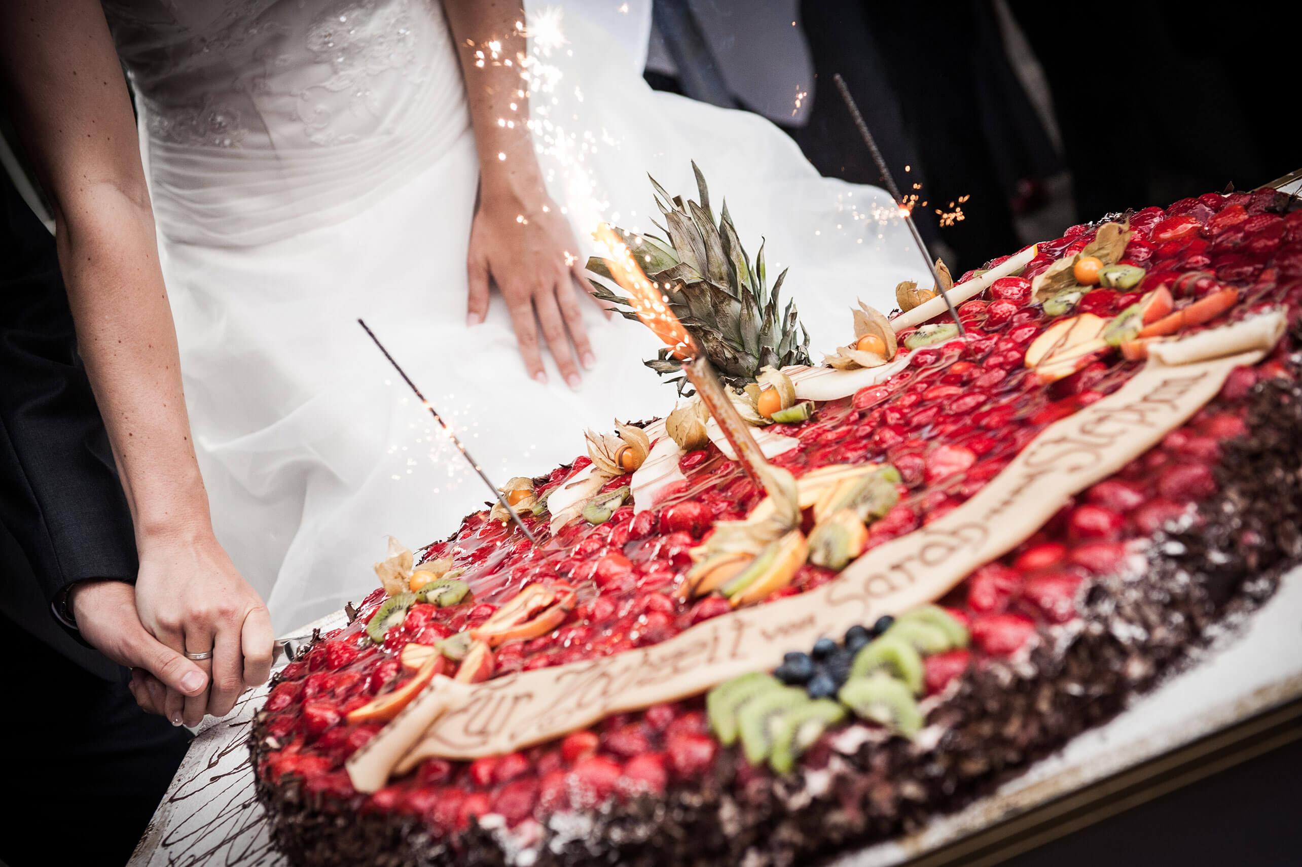Hochzeitsfontäne