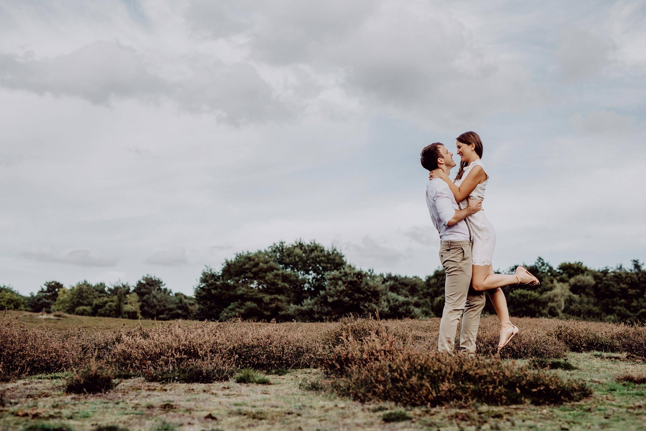 Verlobungsbilder Ibbenbüren