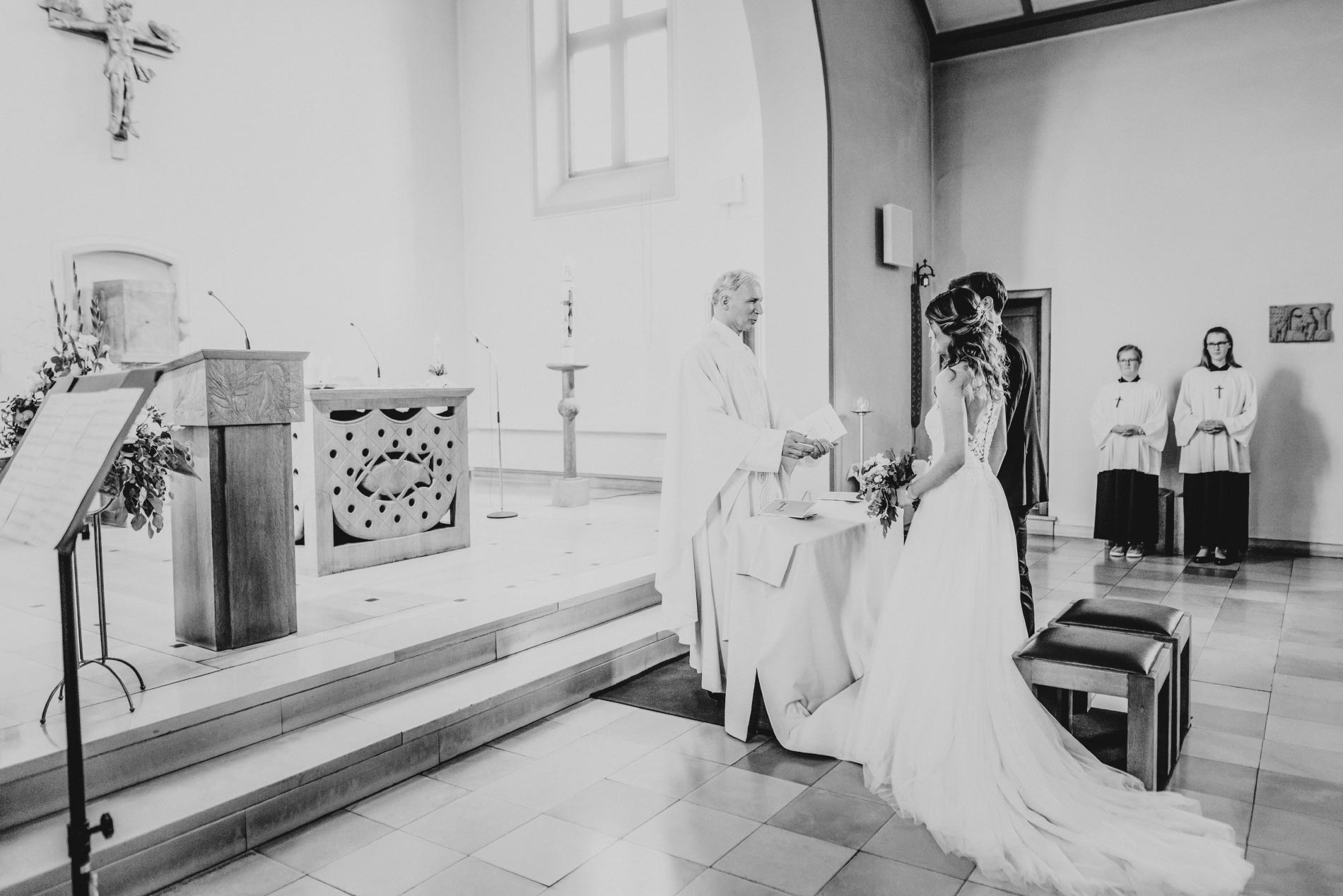 heiraten Dülmen Michael Kapelle hochzeit
