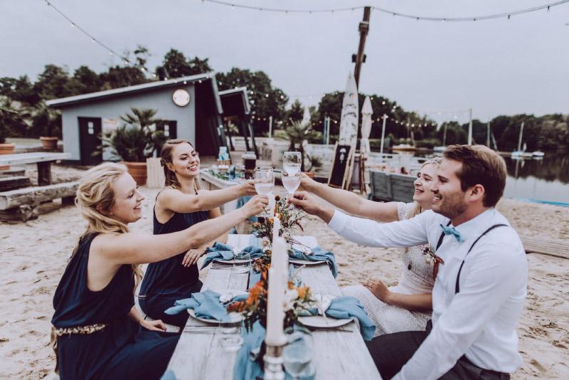 Hochzeitsfotograf Ibbenbüren Aasee