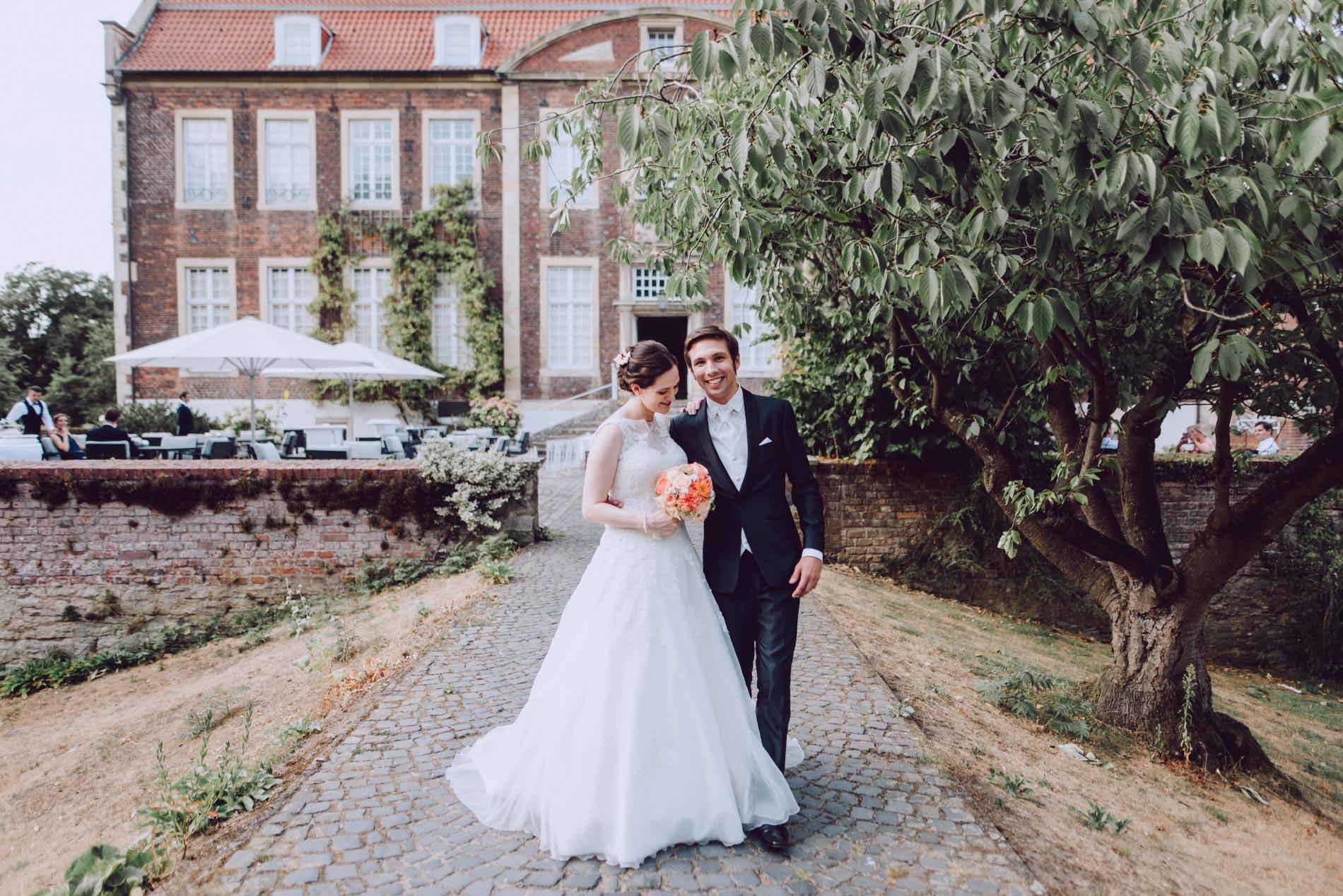 Hochzeitsflocations Münsterland