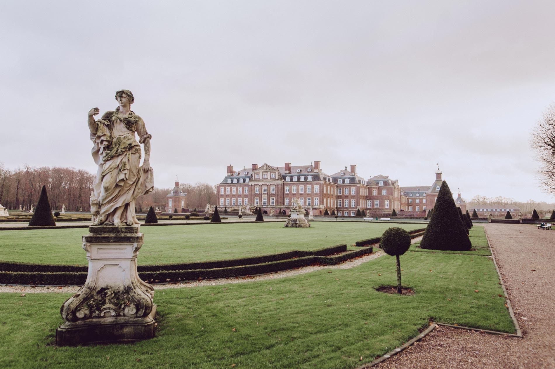 heiraten Schloss Nordkirchen