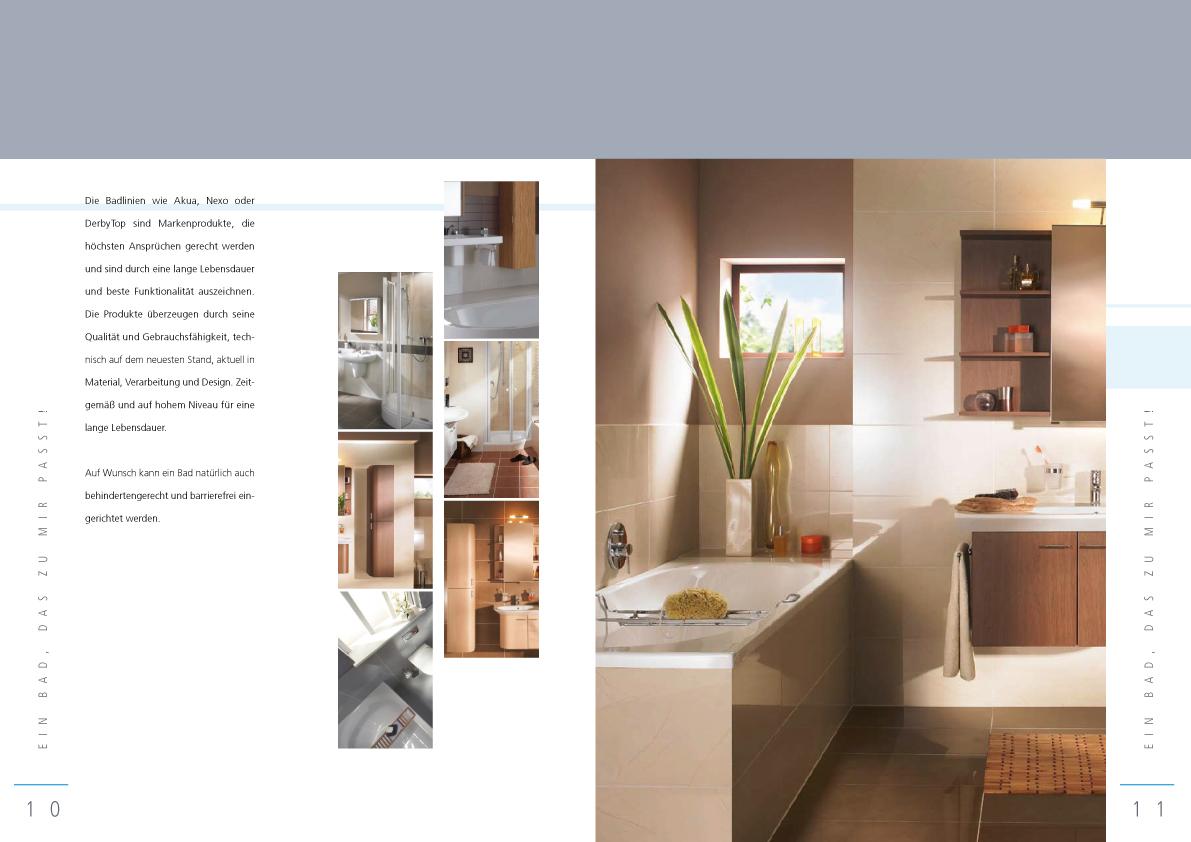 Design Broschüre