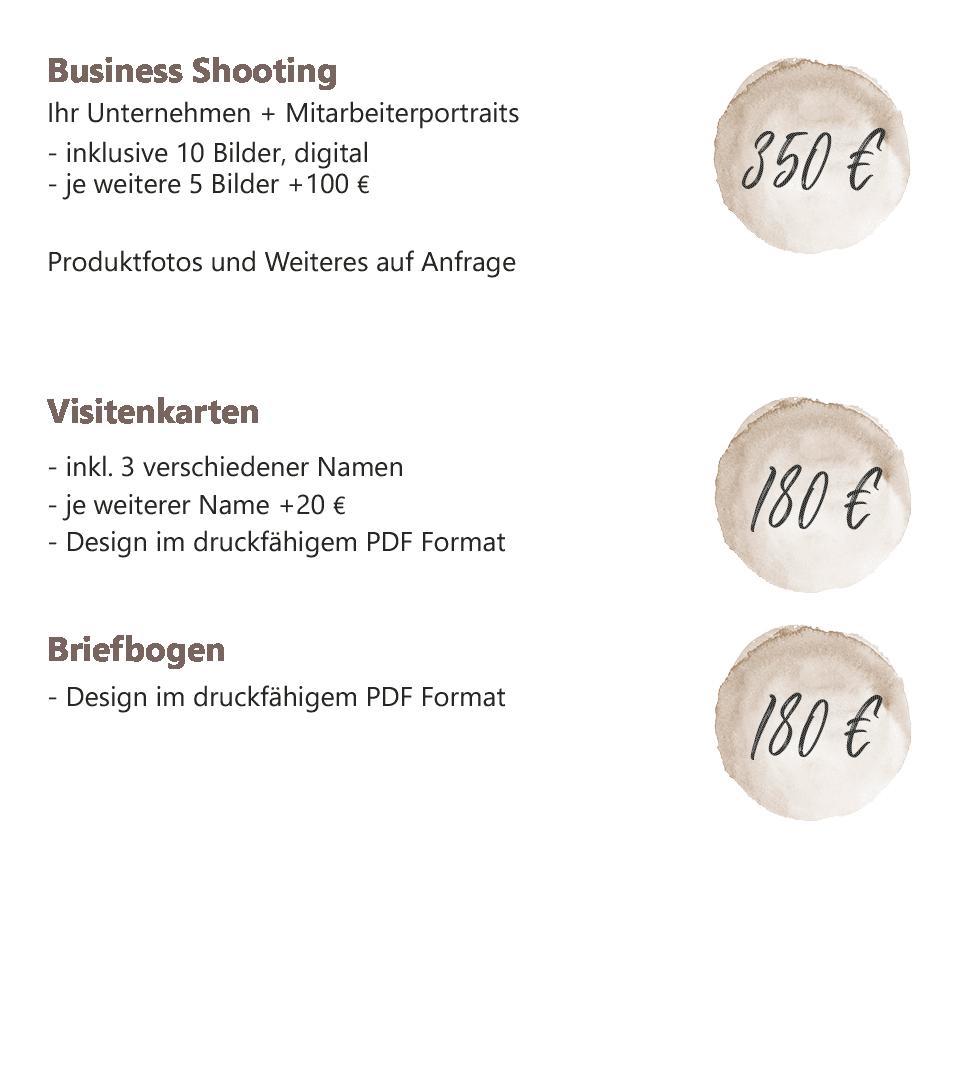 Preise Design
