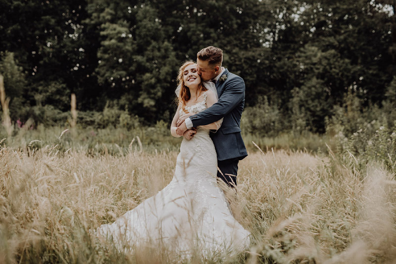 Hochzeitsfotos Senden