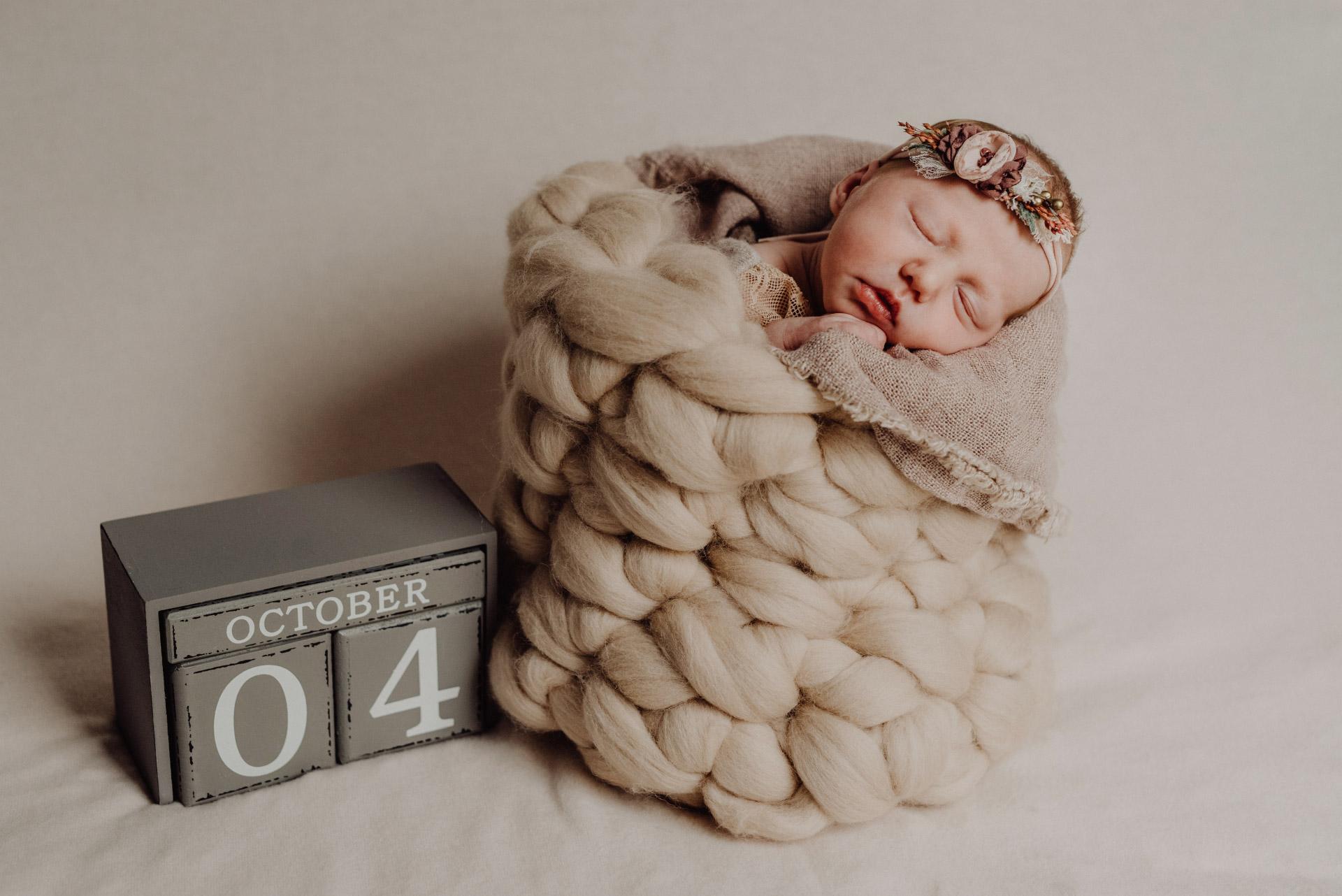 Babyfotograf Ostbevern